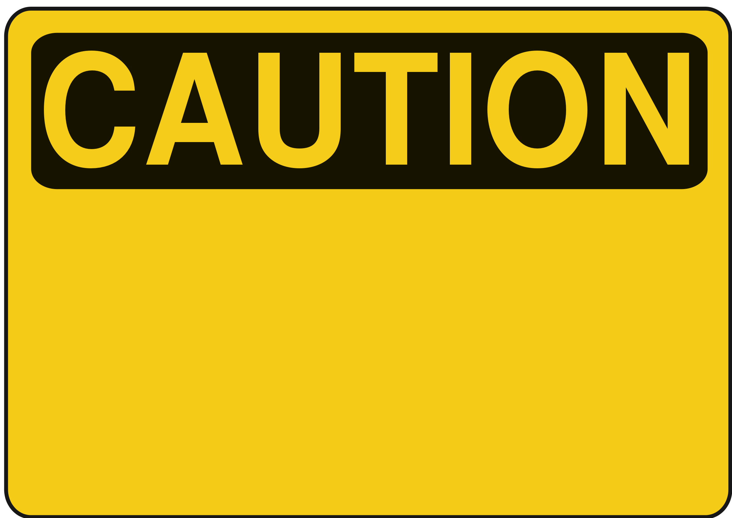Clipart road top. Sign png caution with