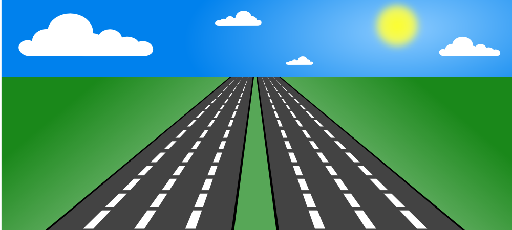 Clipart road wide road.  collection of high