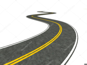 Free images at clker. Clipart road winding road