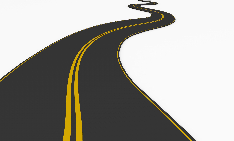 clipart road