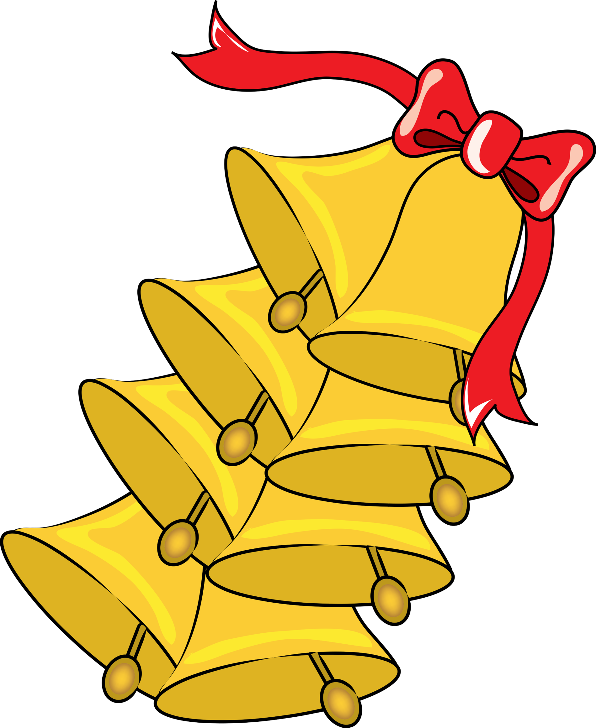 Clipart rock animated. Bell clipground christmas song