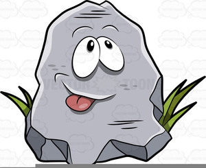 Rocks free images at. Clipart rock cartoon