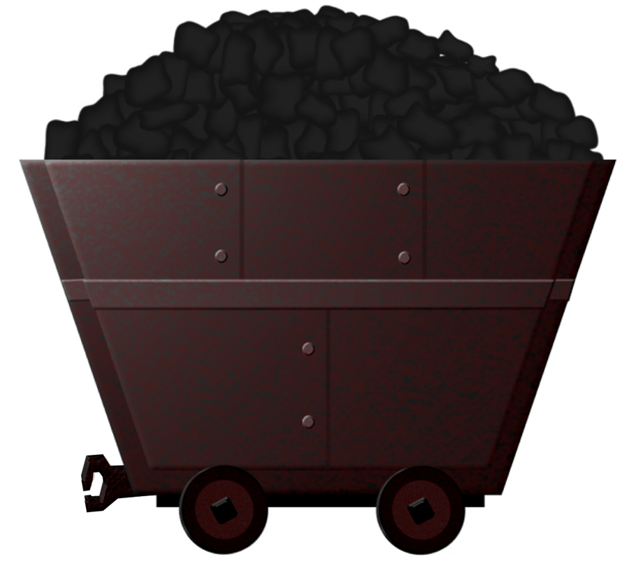 Coal clipart vector. Free images at clker
