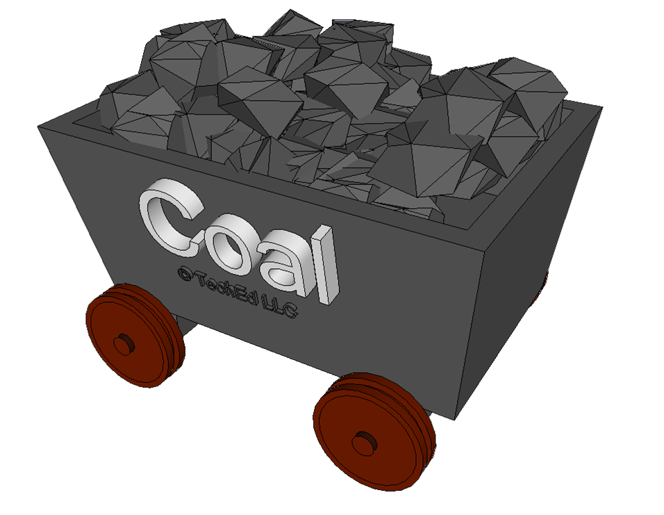 Renewable and non energy. Clipart rock coal