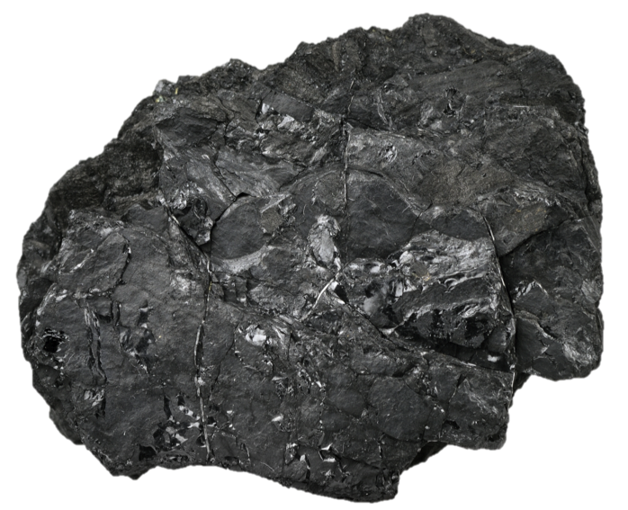 coal clipart black stone