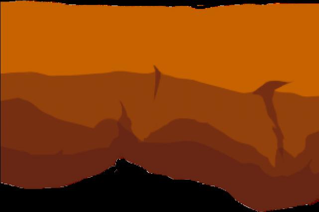 Platform png transparent . Dirt clipart brown rock