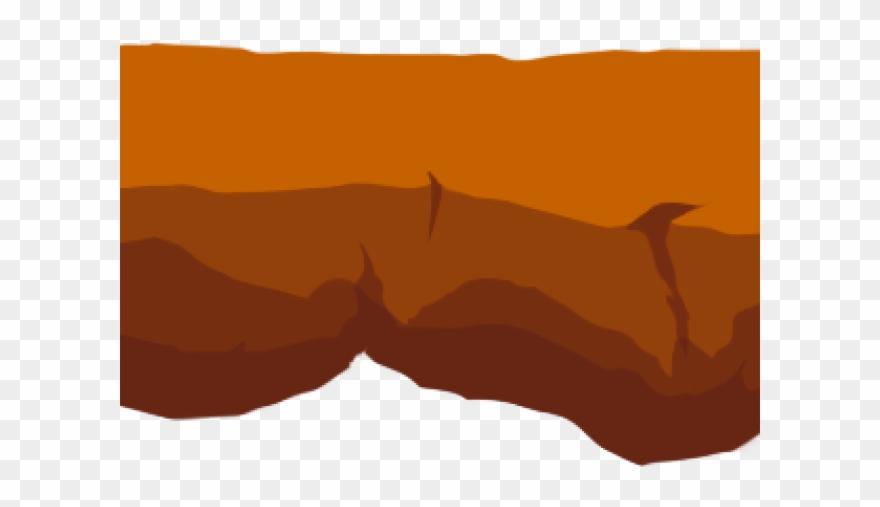 Dirt clipart brown rock. Platform png transparent