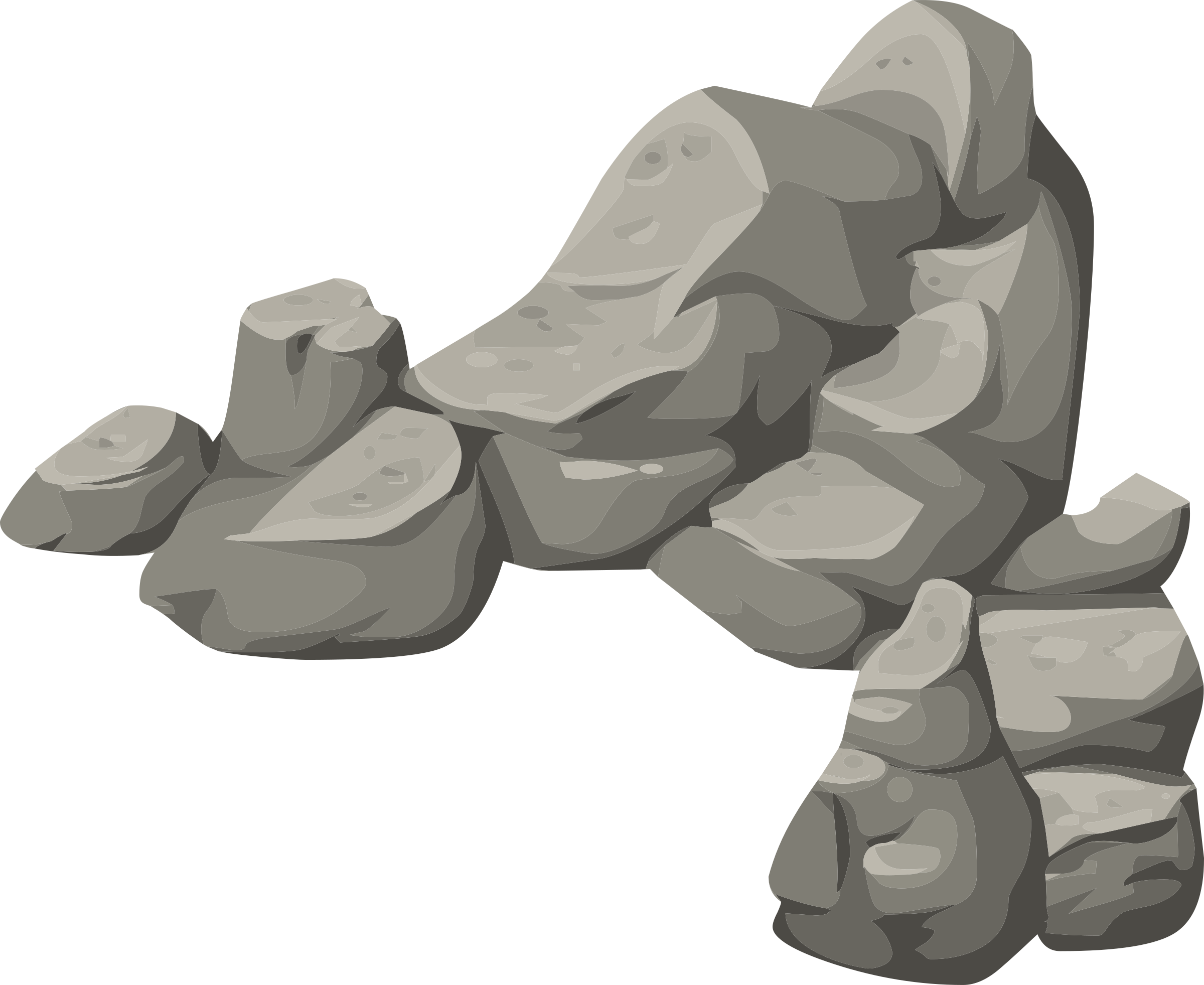 Coal clipart transparent background rock.  collection of drawing