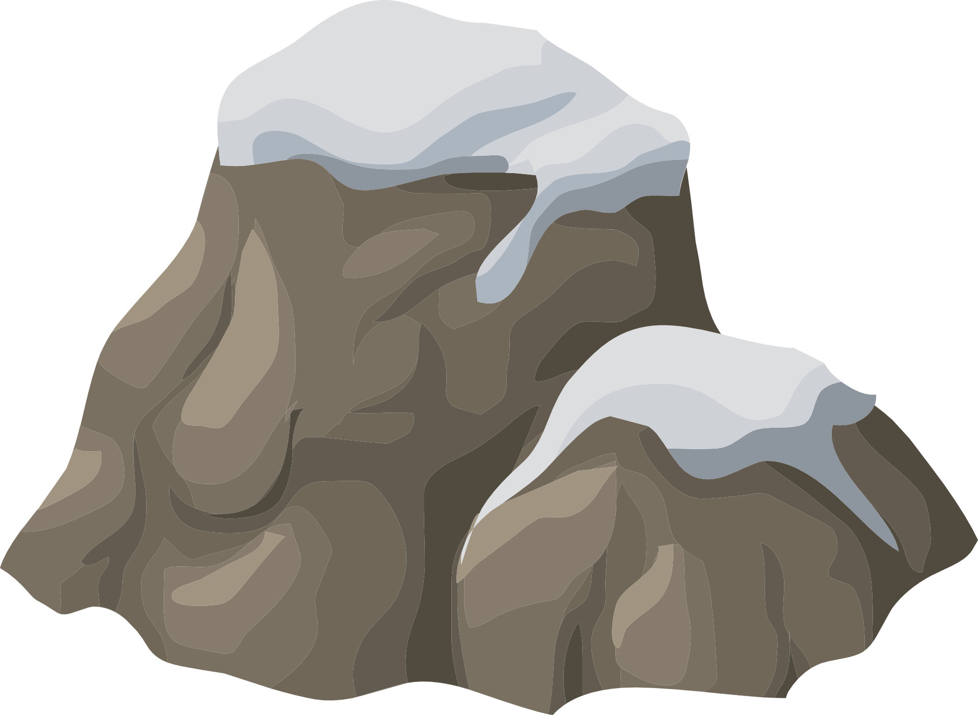 Clipart rock drawing.  collection of png