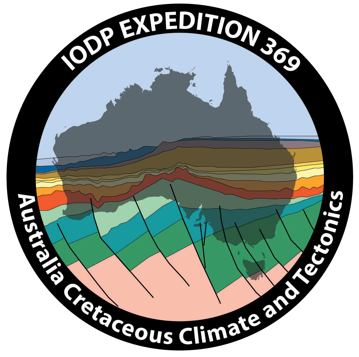 Geology clipart plate tectonic. Australia cretaceous climate and