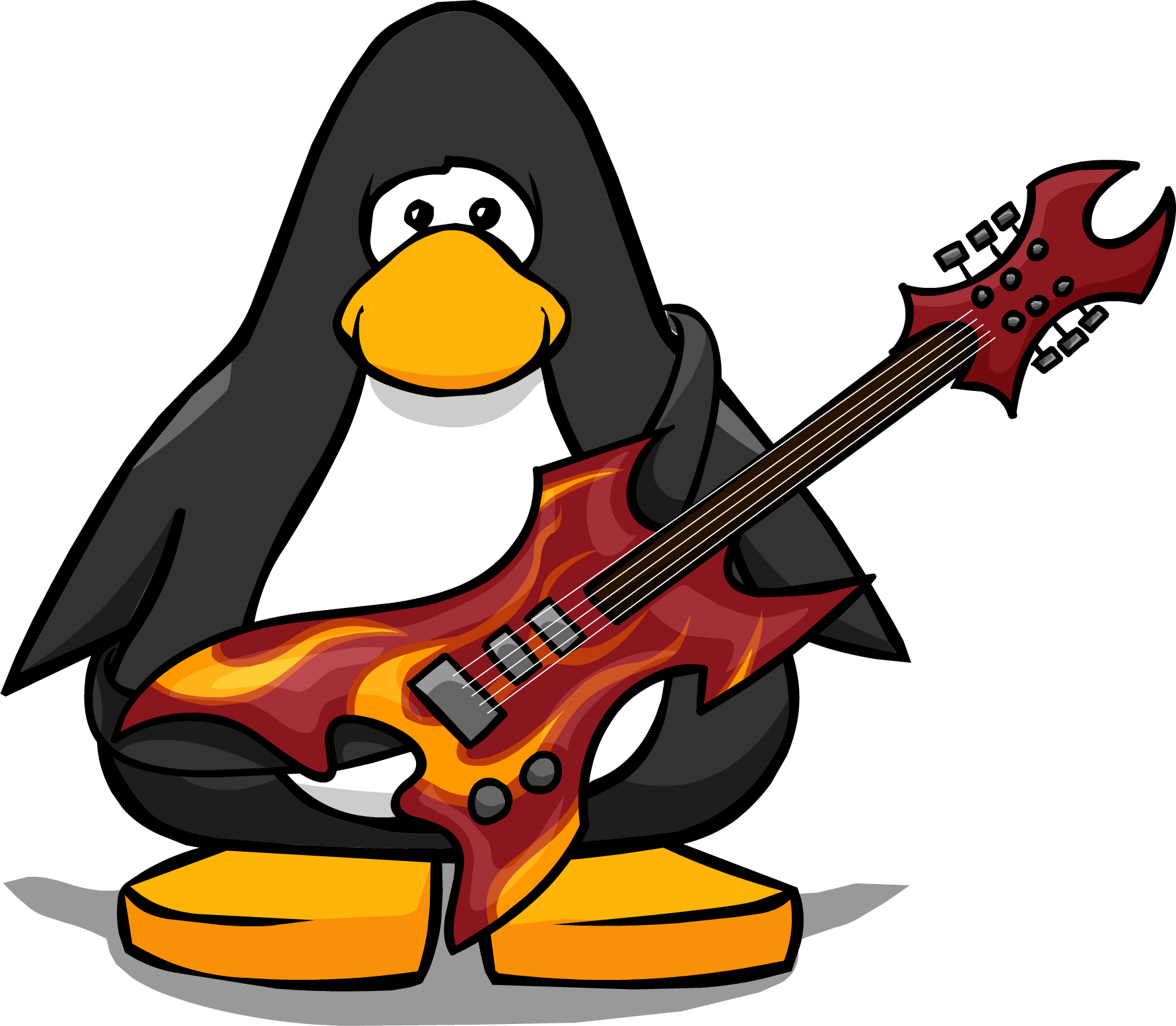 Clipart rock heavy rock. Image hard guitar from