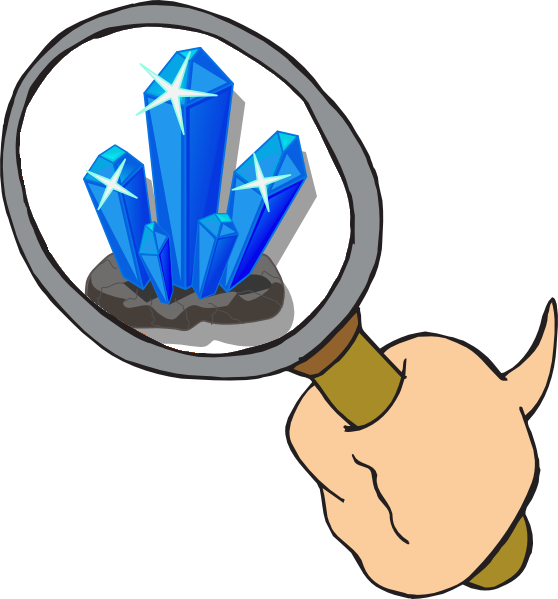 Gms junior section march. Clipart rock mineralogist