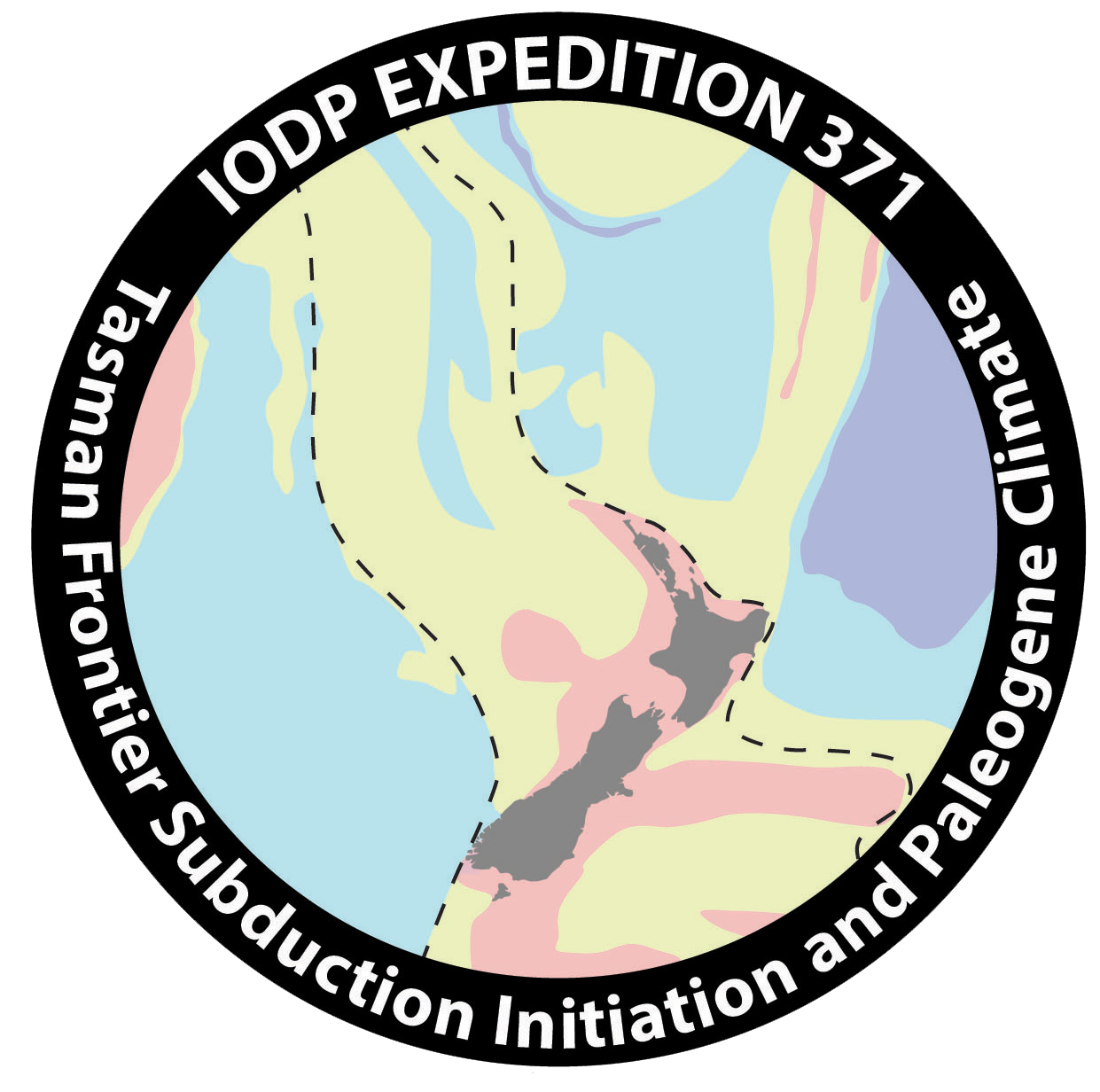 Tasman frontier subduction initiation. Geology clipart science discovery