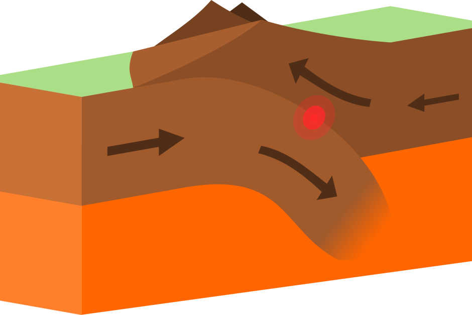 How did the amazing. Clipart rock sediment