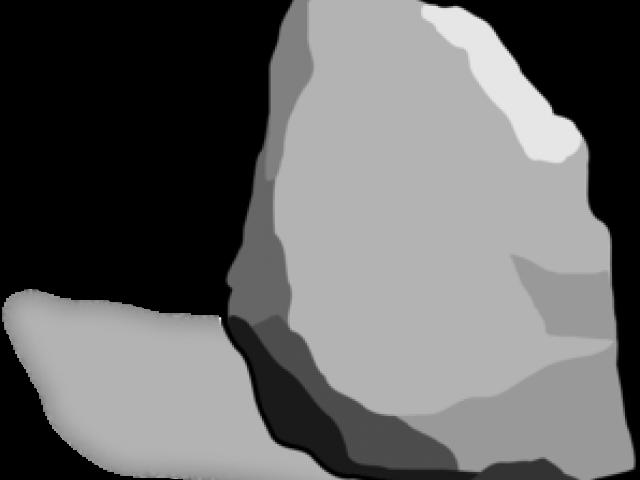 boulder huge freebie. Clipart rock space rock