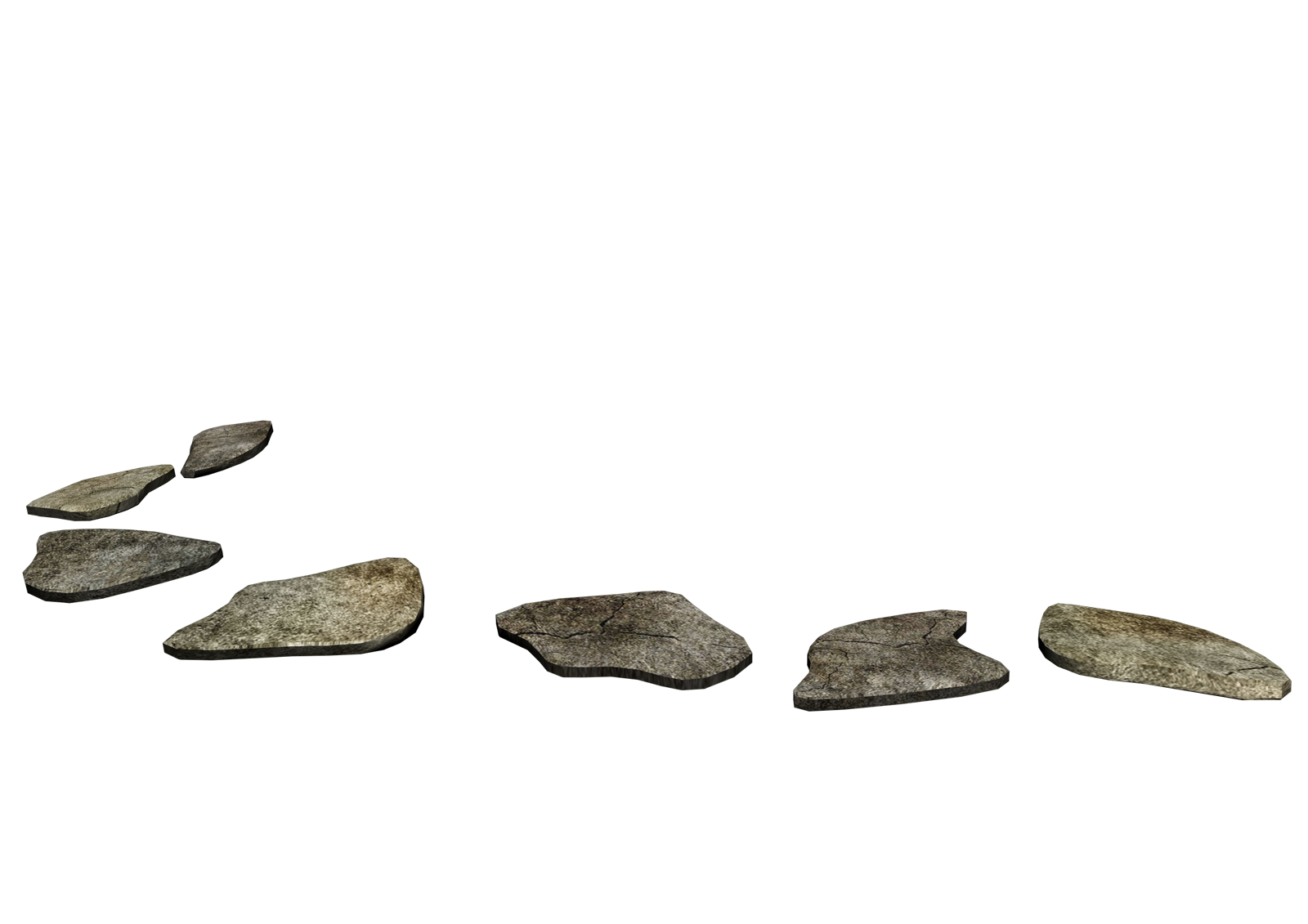 Rock clipart stepping stone.  collection of path