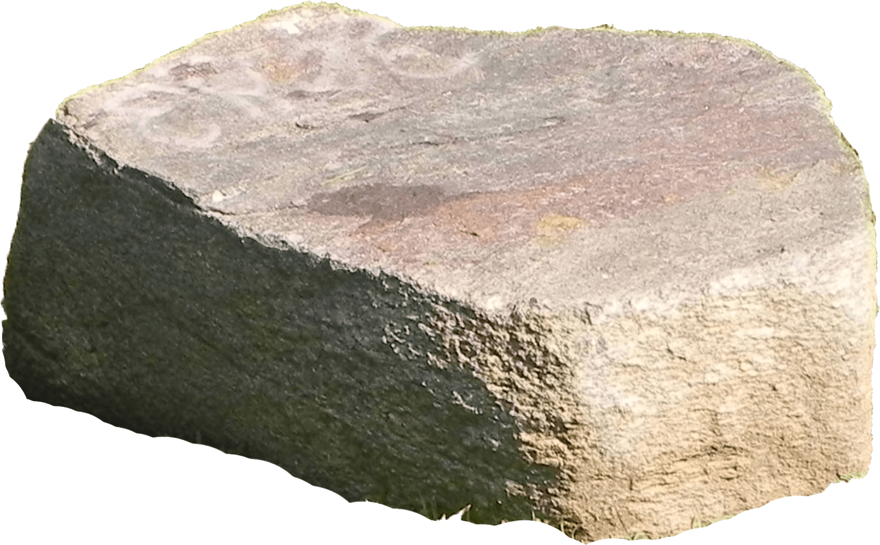 Clipart rock stone. Large under the sun