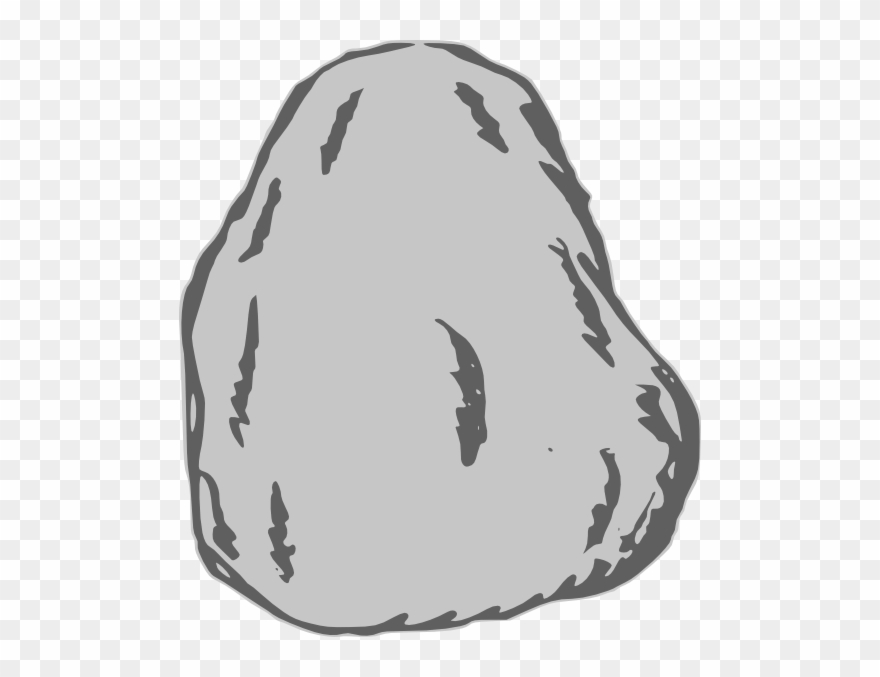 Cartoon clip art free. Clipart rock stone