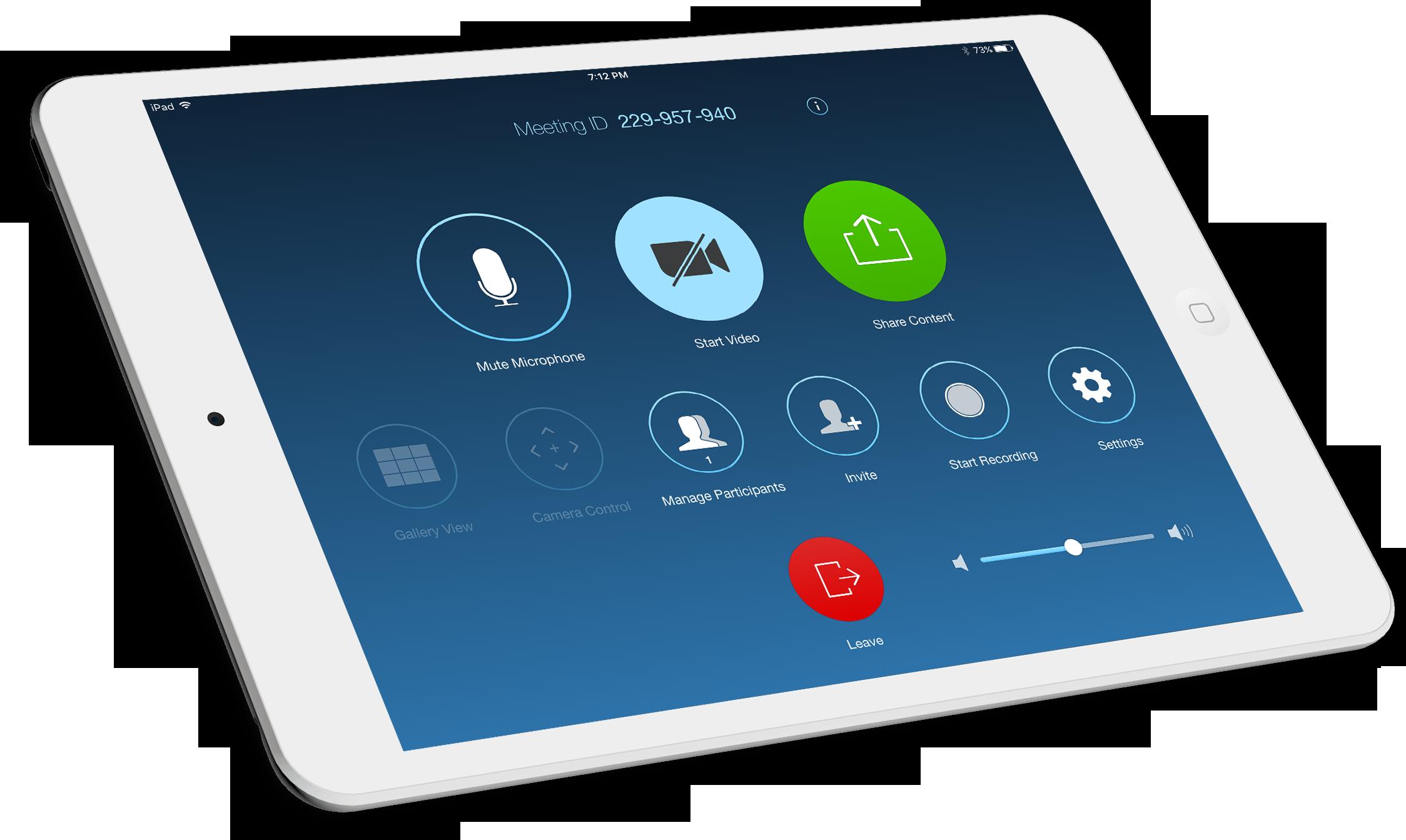 Ipad app zoom academic. Clipart rock tablet