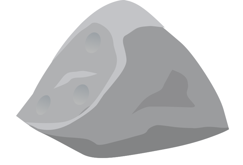 Clipart rock transparent background.  collection of no