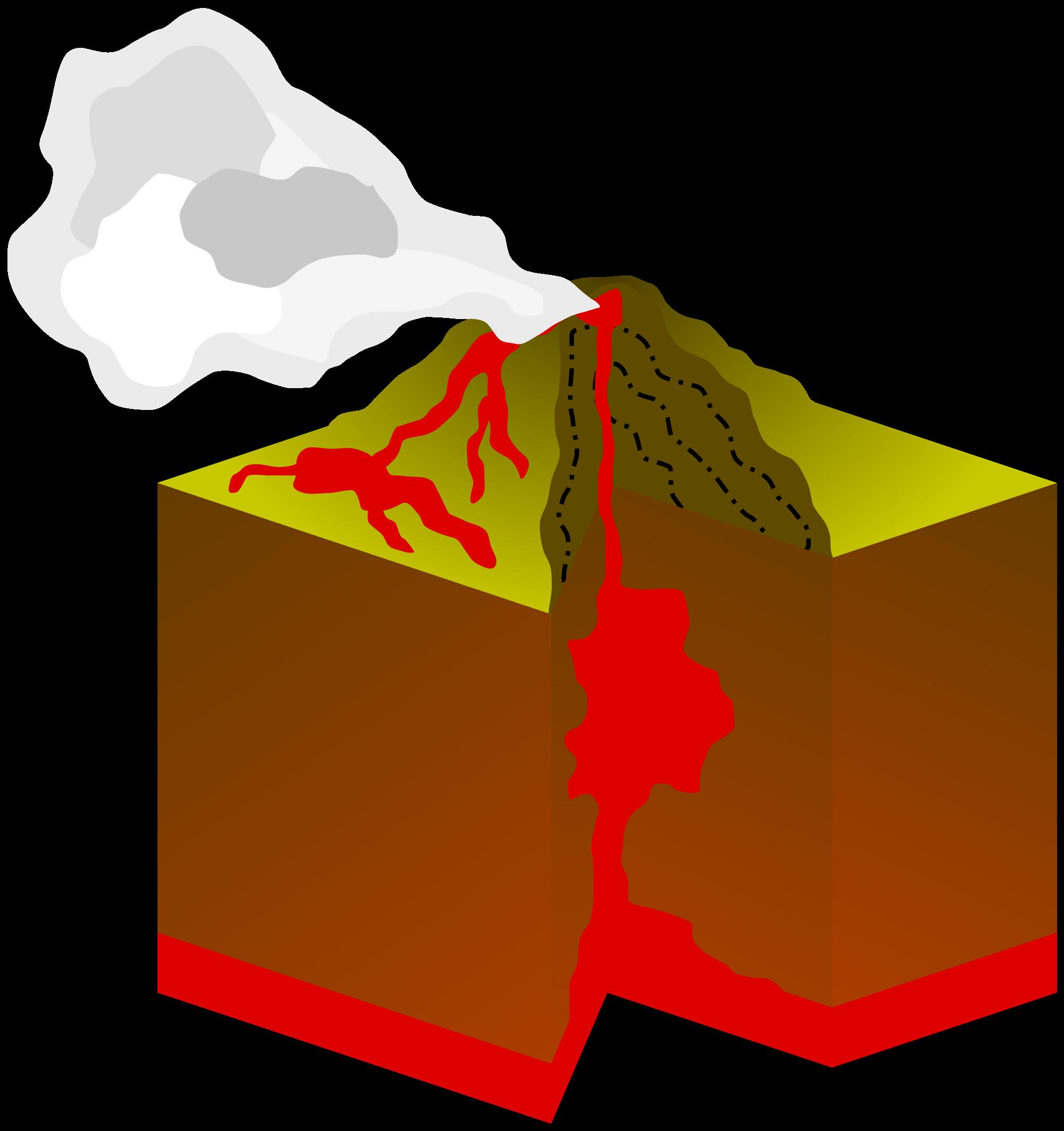 Clipart rock volcano. File hawaiien svg wikimedia