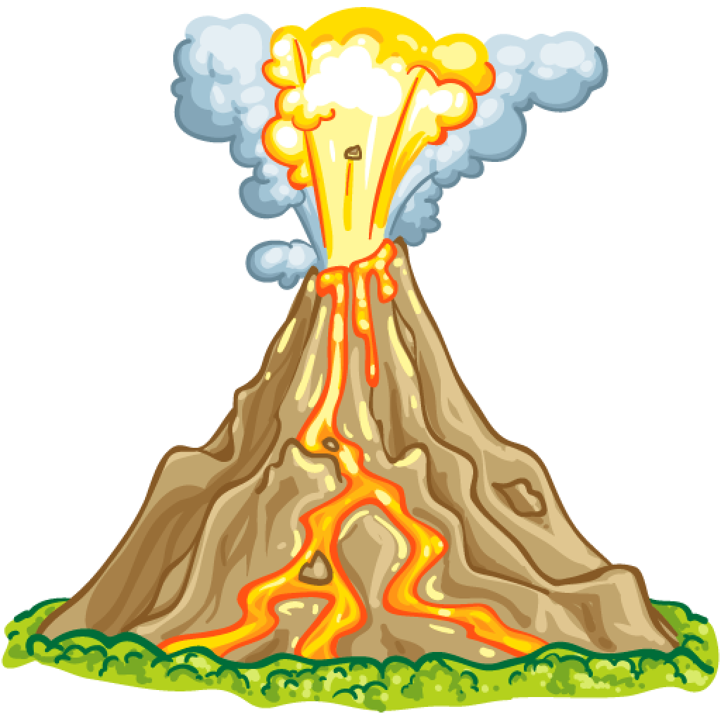 Item detail itembrowser find. Clipart rock volcano
