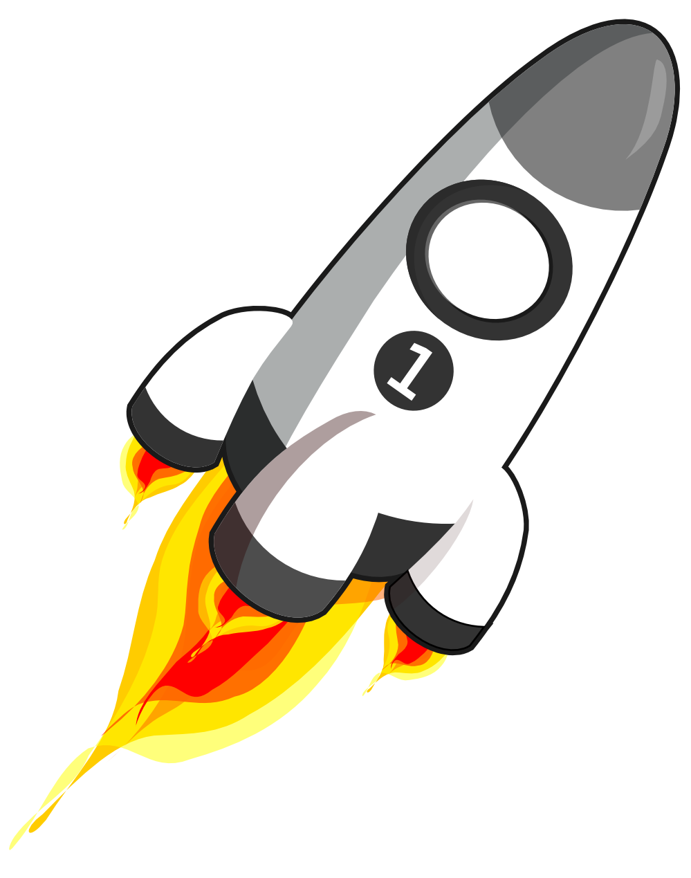 Clipart rocket animation.  collection of blast