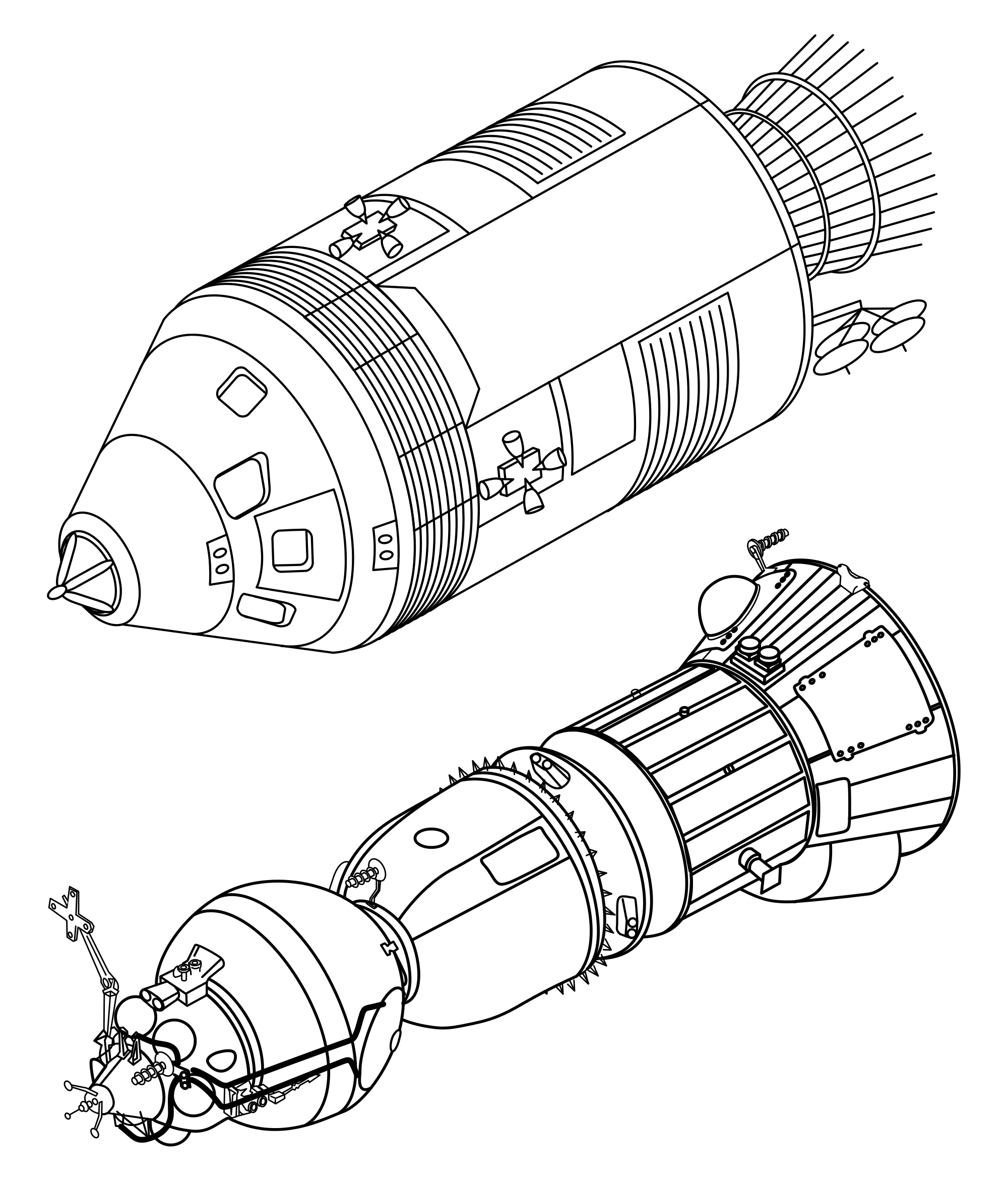 Drawing at getdrawings com. Clipart rocket apollo 11
