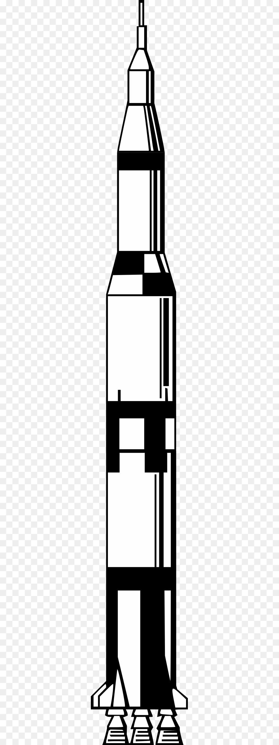 Clipart rocket apollo 13. Saturn background line