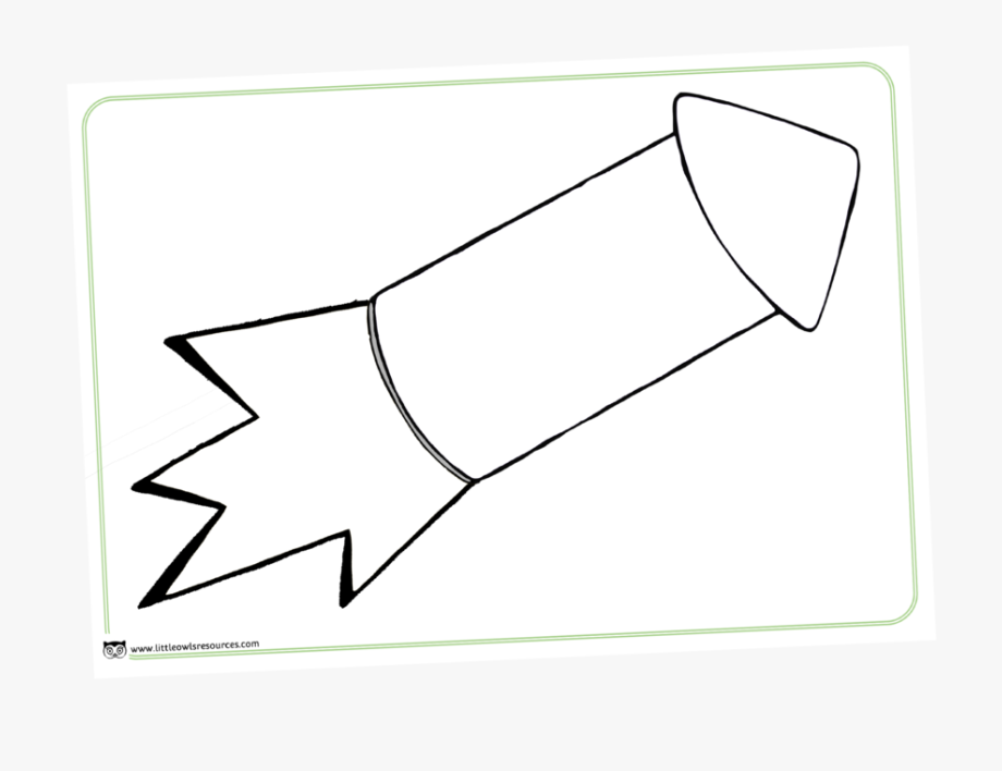 Large a collage loose. Clipart rocket blank