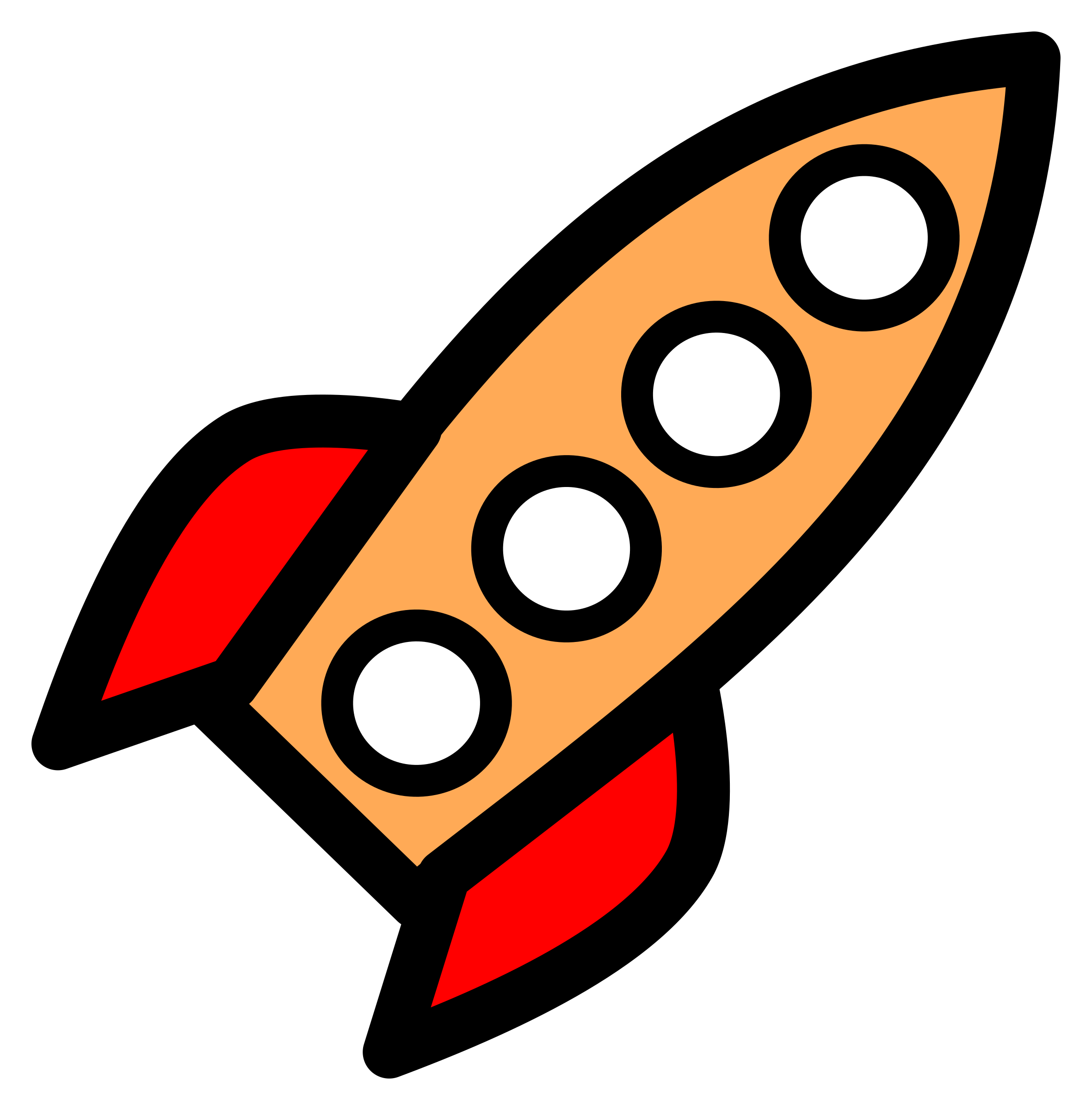 Clipart rocket blast off. Four window icons png
