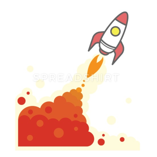 Clipart rocket blast off. Space shuttle astronaut mouse