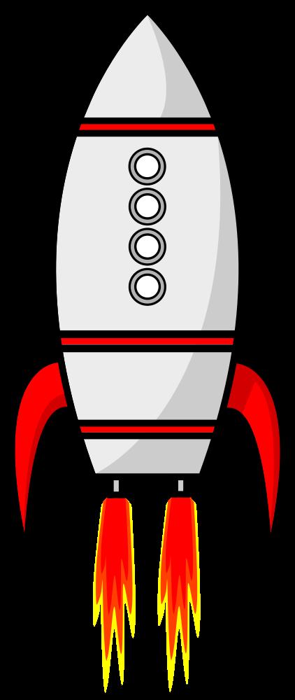 Spaceship clipart water bottle rocket. Onlinelabels clip art cartoon
