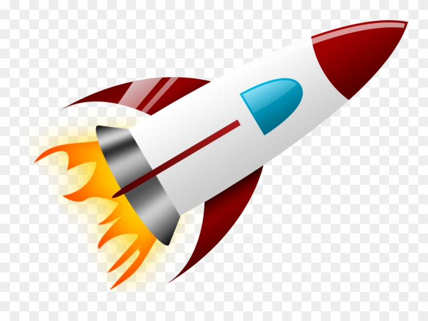 Transparent . Clipart rocket clear background