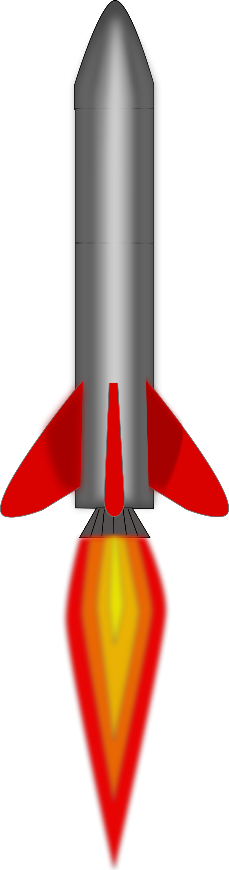 Free stock photo illustration. Clipart rocket clear background