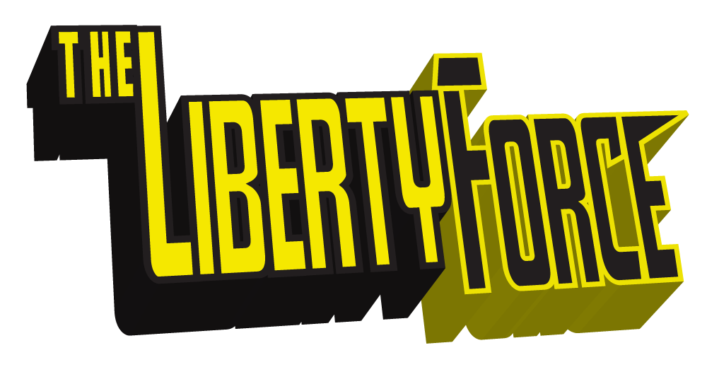 The liberty force from. Clipart rocket comic