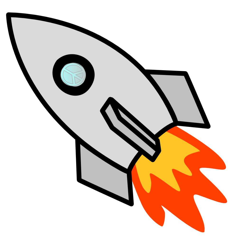 Clipart rocket control panel.  dd f da