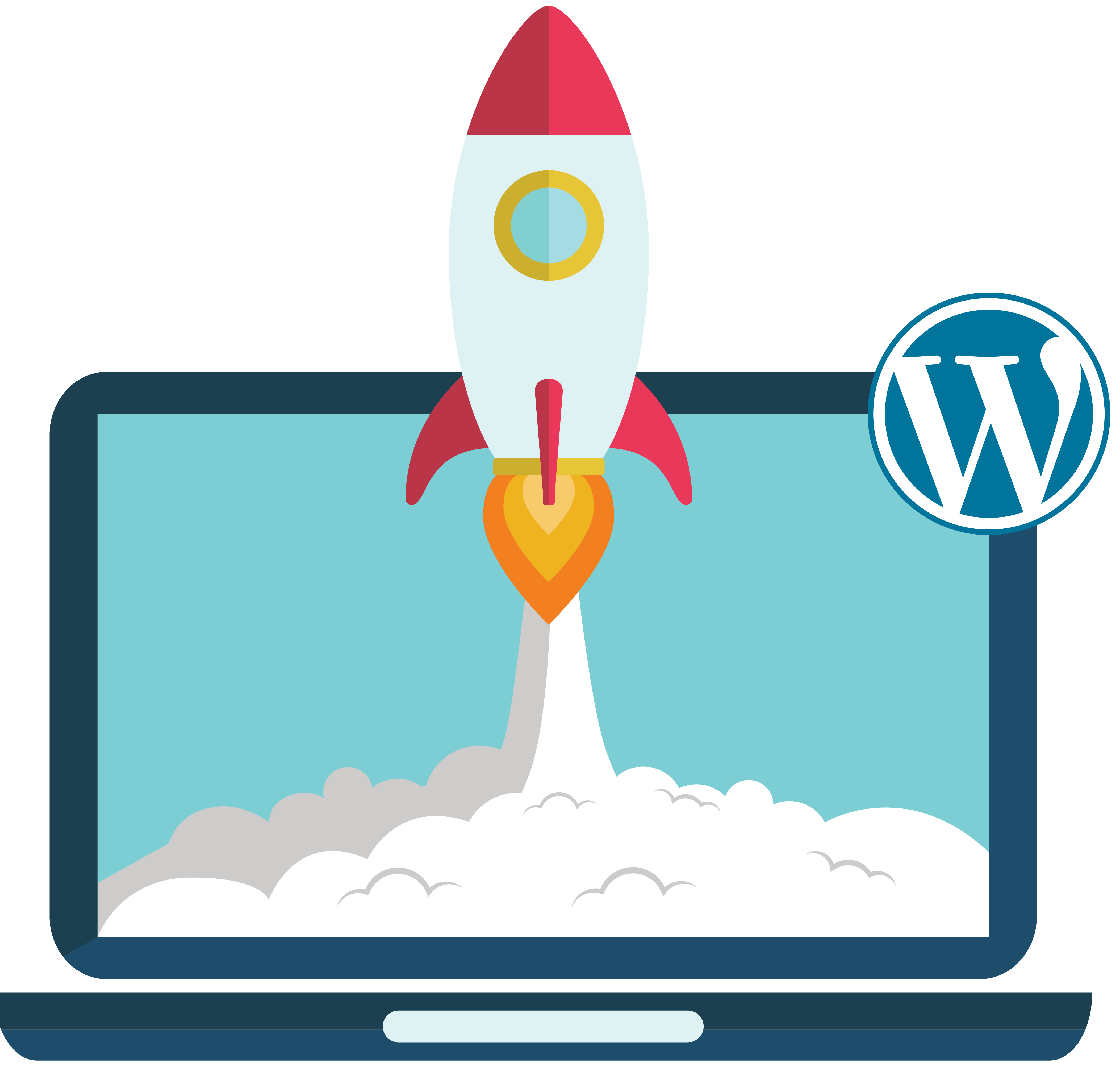 Best wordpress hosting australia. Clipart rocket control panel