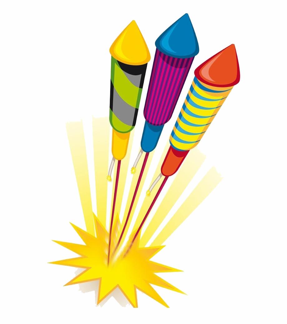 Prithvi firework rockets transparent. Clipart rocket cracker
