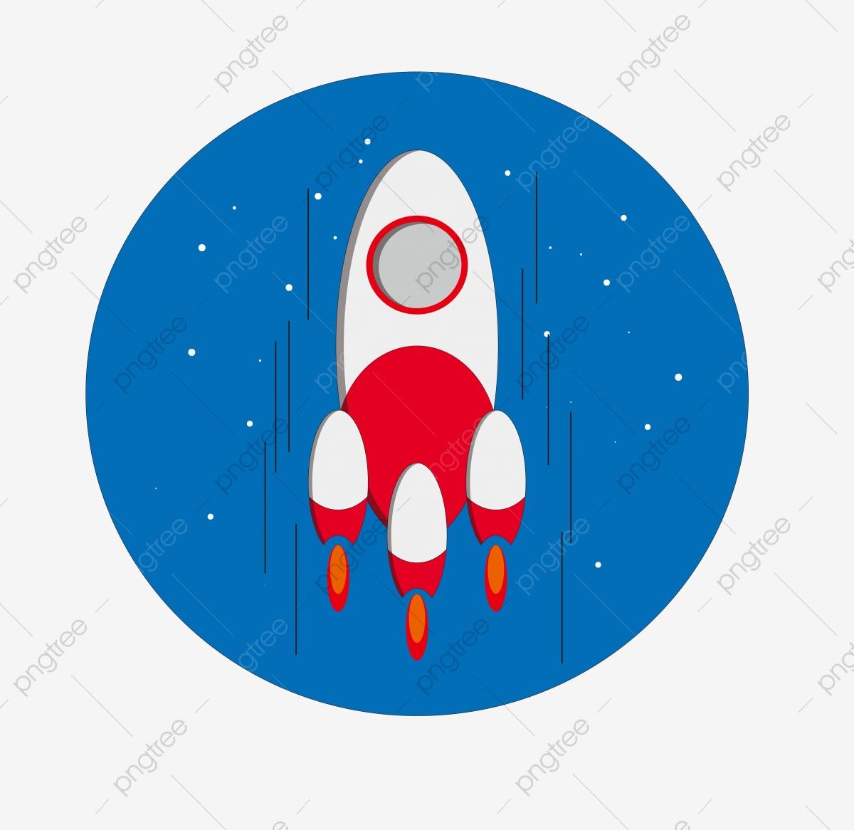Clipart rocket cute. Aerospace icon element spaceship