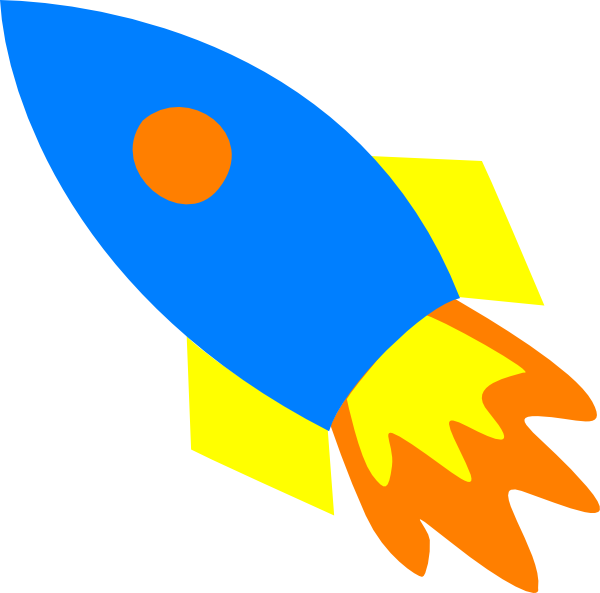 Clipart rocket cute. Ship at getdrawings com