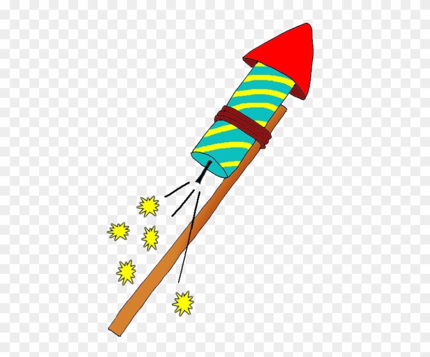 Free png fireworks image. Clipart rocket diwali
