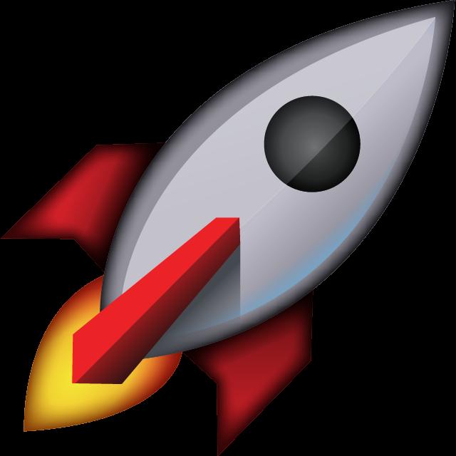 Spaceship clipart easy cartoon. Rocket pm medium
