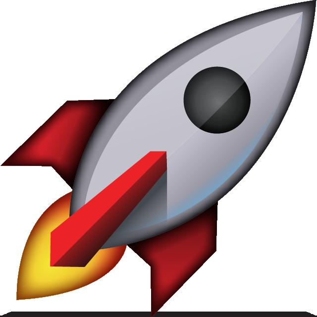 Clipart rocket emoji. Download icon island ai