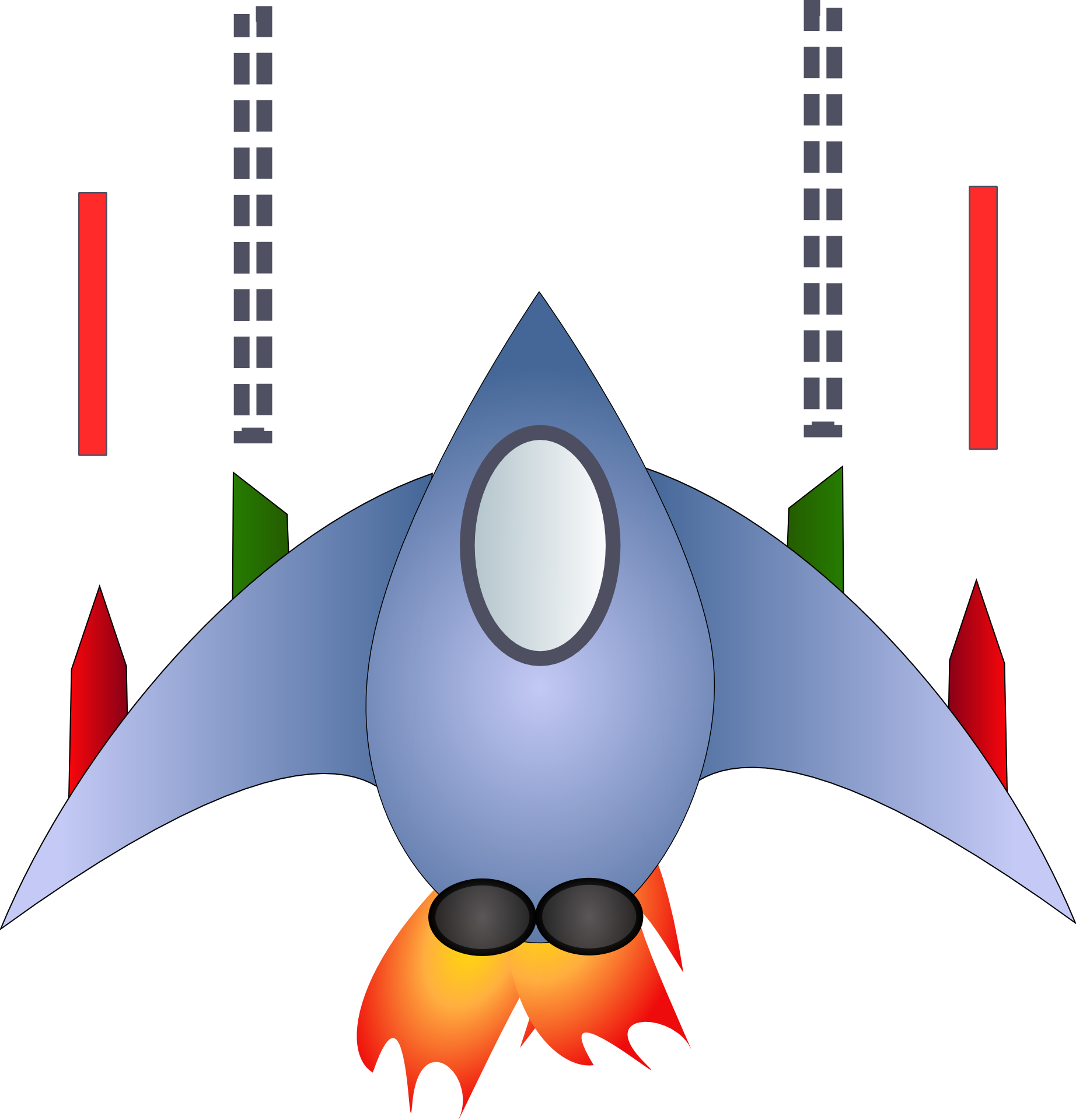 The re entry award. Clipart rocket file