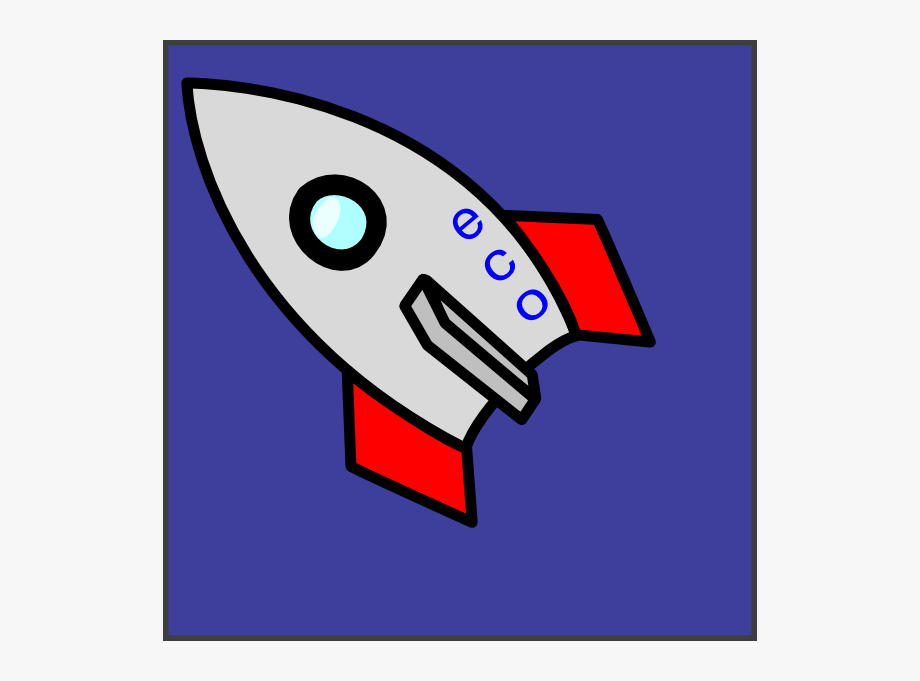 Clipart rocket file. Original png clip art