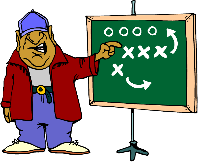 Manager clipart football manager. Pretentious inspiration coach color
