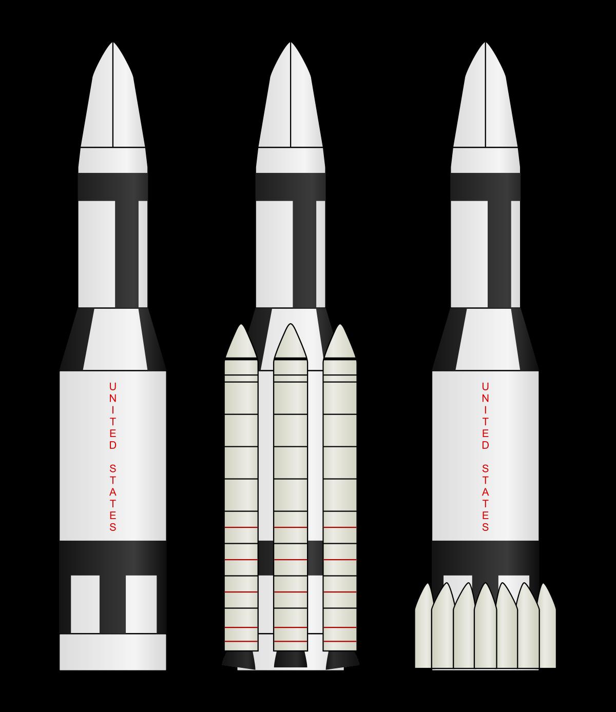 Clipart rocket future. Saturn ii wikipedia