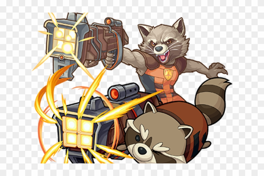 Clipart rocket galaxy. Raccoon defender tsum