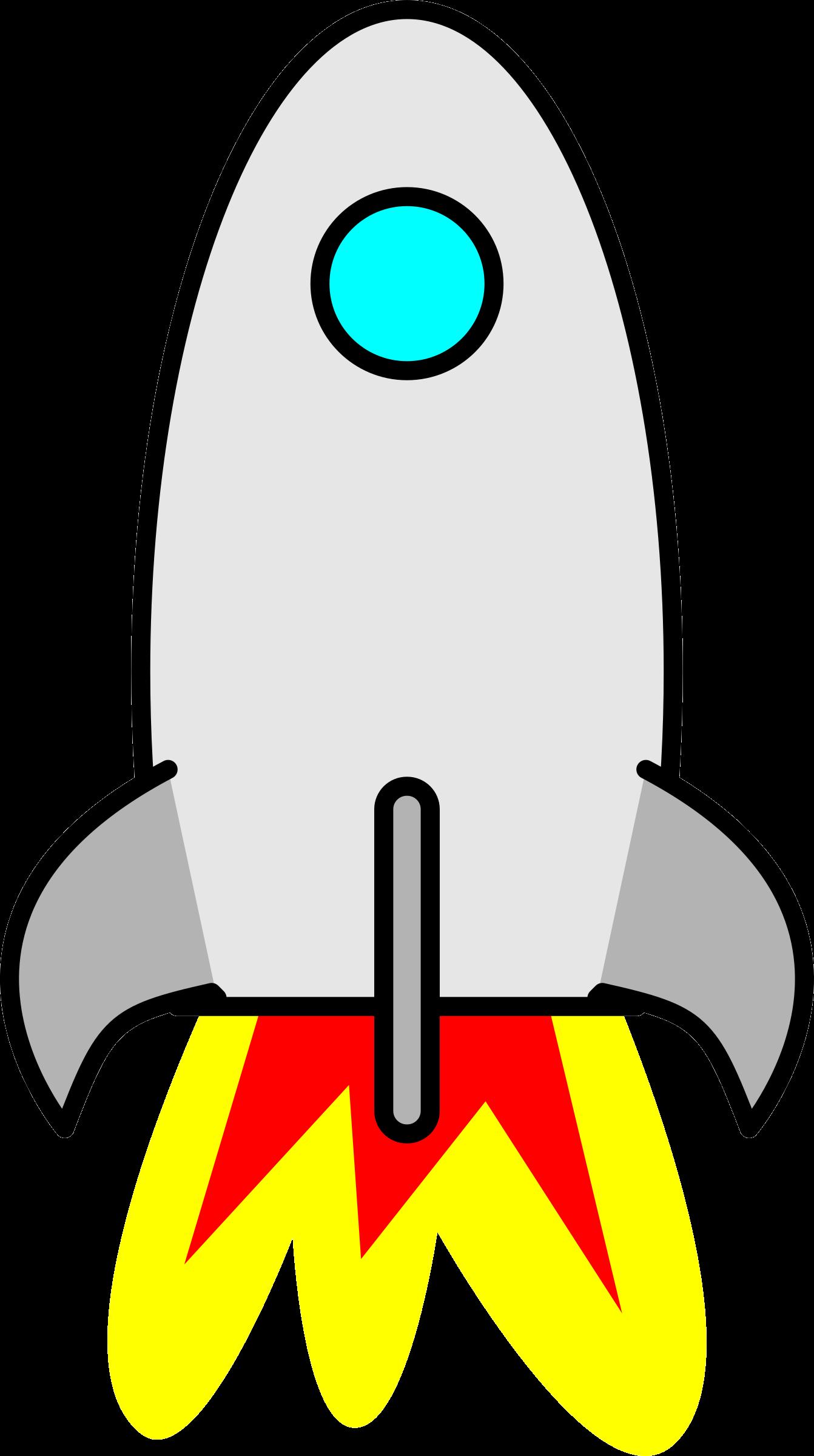 Clipart rocket gambar. Ship log free on
